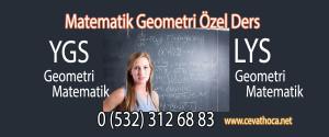 Matematik Özel Dersi