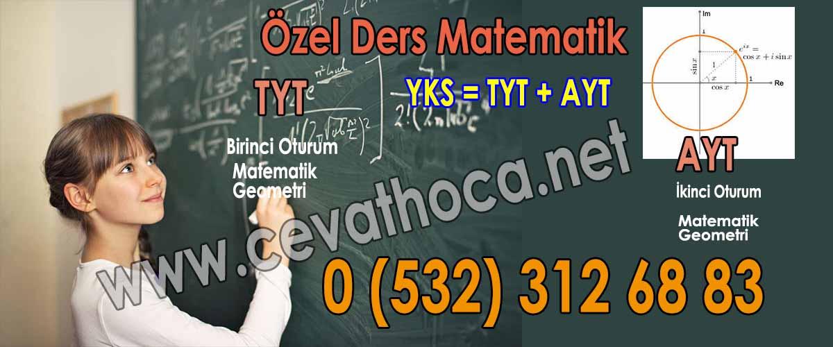 Özel Ders Matematik