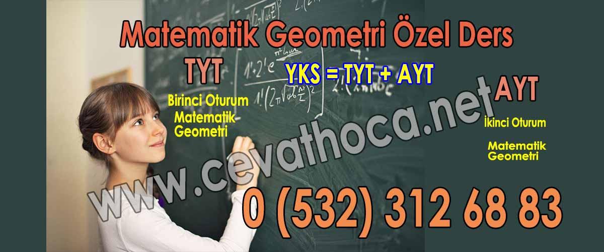 Matematik Geometri Özel Ders