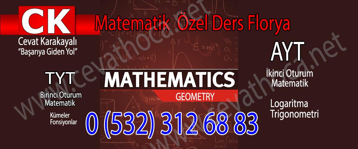 Florya Matematik Özel Ders