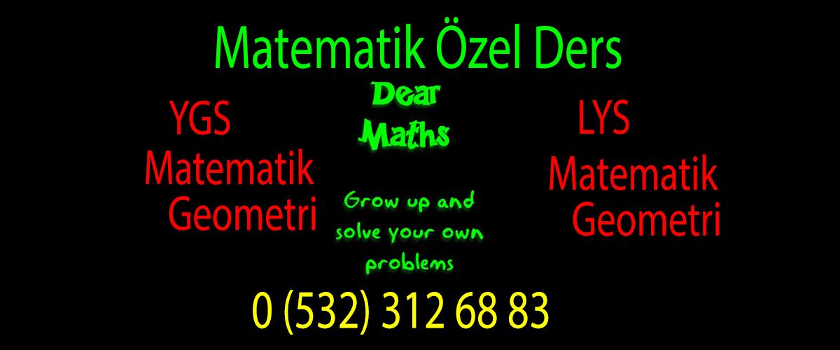 Matematik Geometri