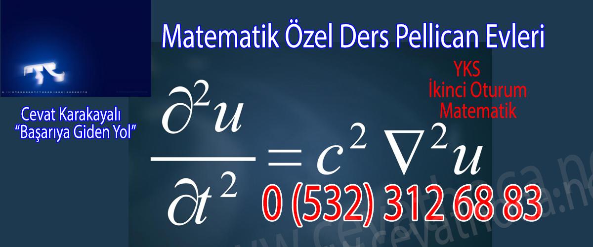 Matematik Özel Ders Pelican Evleri