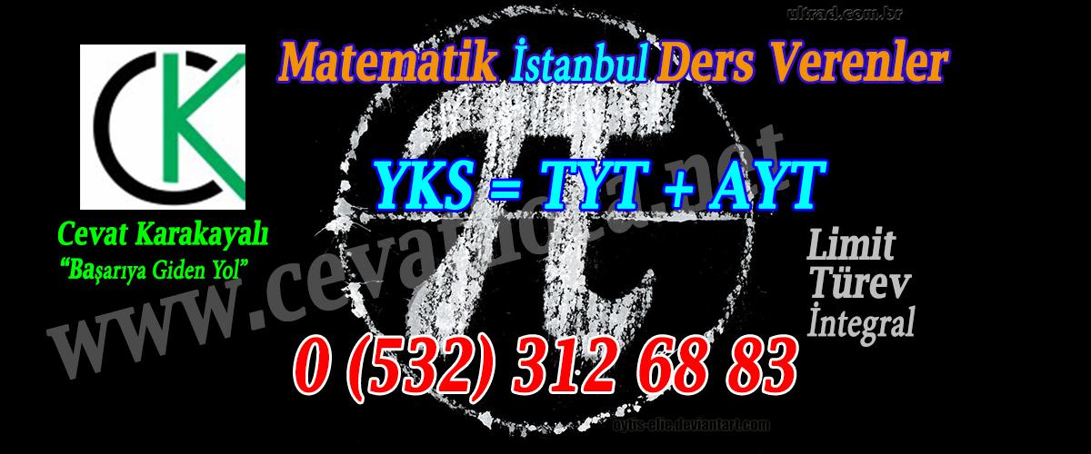 İstanbul Matematik Ders Verenler