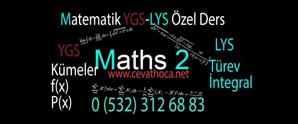 Matematik Geometr