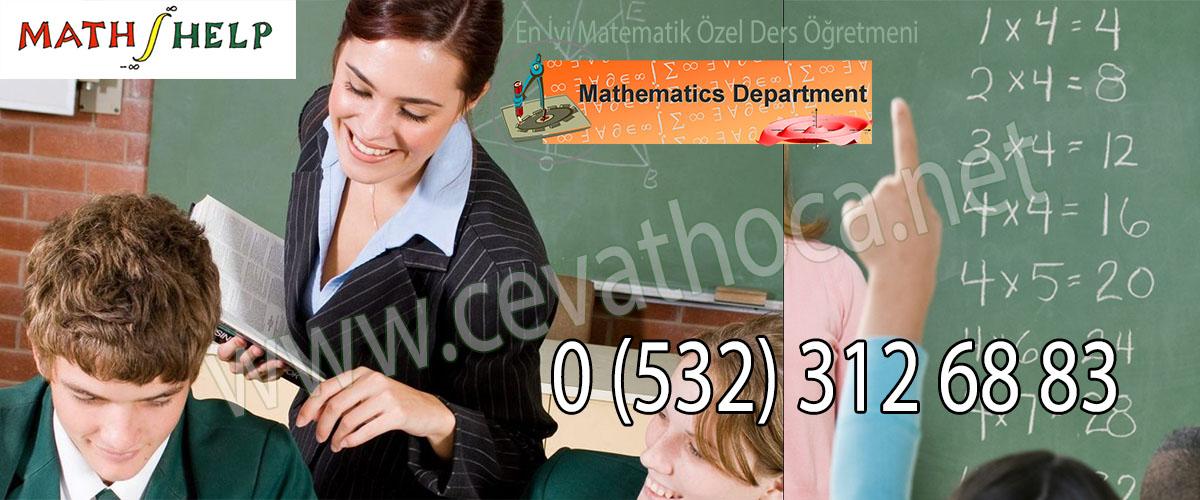 En İyi Matematik Özel Ders Öğretmeni