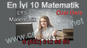 En İyi 10 Matematik