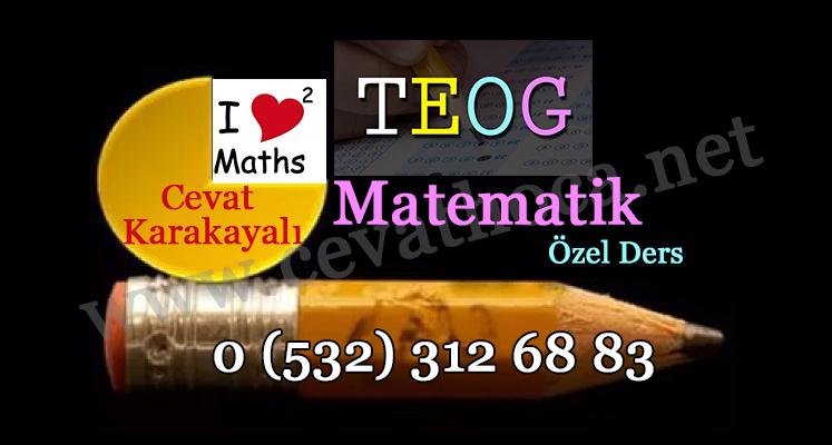 TEOG Matematik