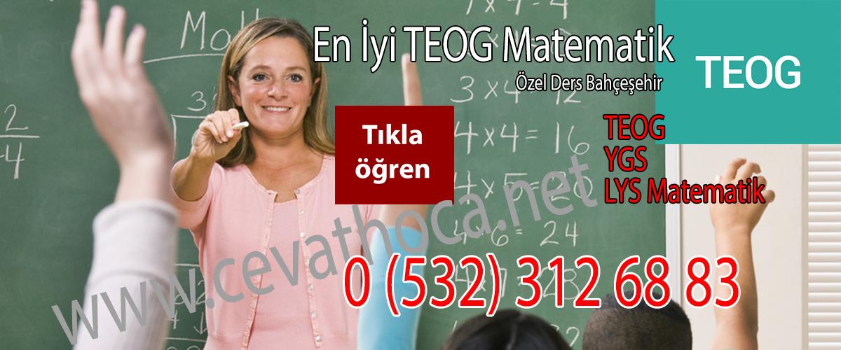En İyi TEOG Matematik