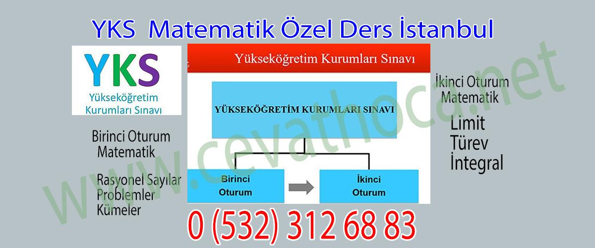 YKS Matematik Özel Ders İstanbul
