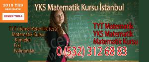 TYT Matematik Kursu İstanbul