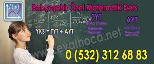 Bahçeşehir Özel Matematik Ders