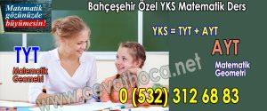 Bahçeşehir Özel YKS Matematik Ders
