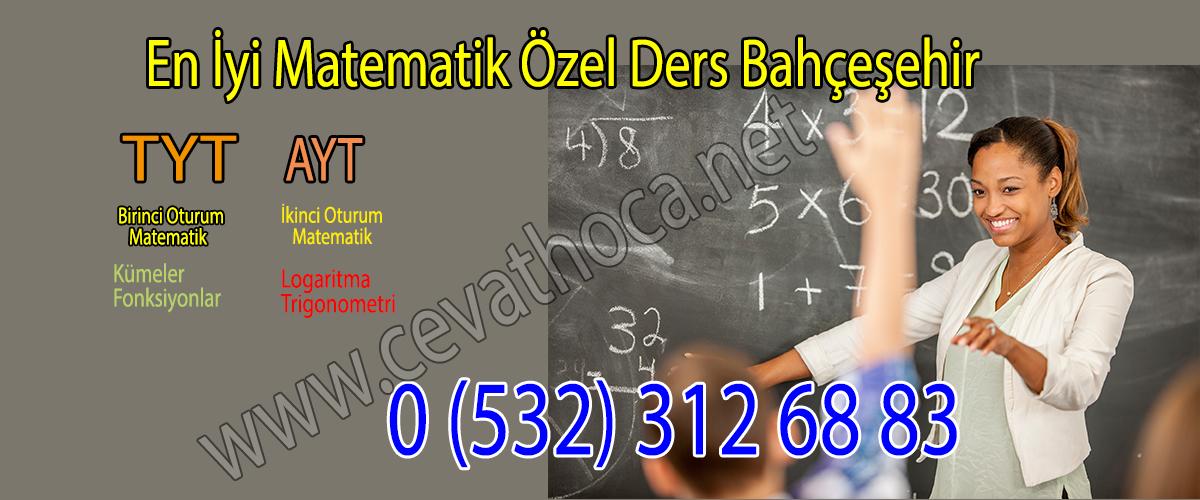 En İyi Matematik Özel Ders Bahçeşehir