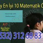 Bakırköy En İyi 10 Matematik Özel Ders
