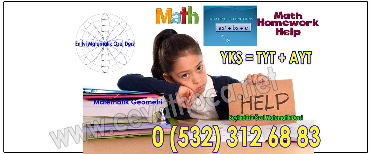 Beylikdüzü Özel Matematik Dersi