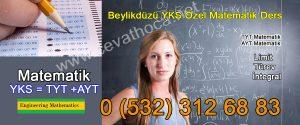 Beylikdüzü YKS Özel Matematik Ders