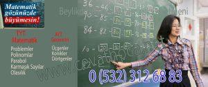 Beylikdüzü Özel Matematik Öğretmeni