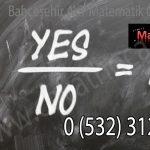 Bahçeşehir AYT Matematik Özel Ders