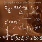 Başakşehir Matematik Ders Verenler