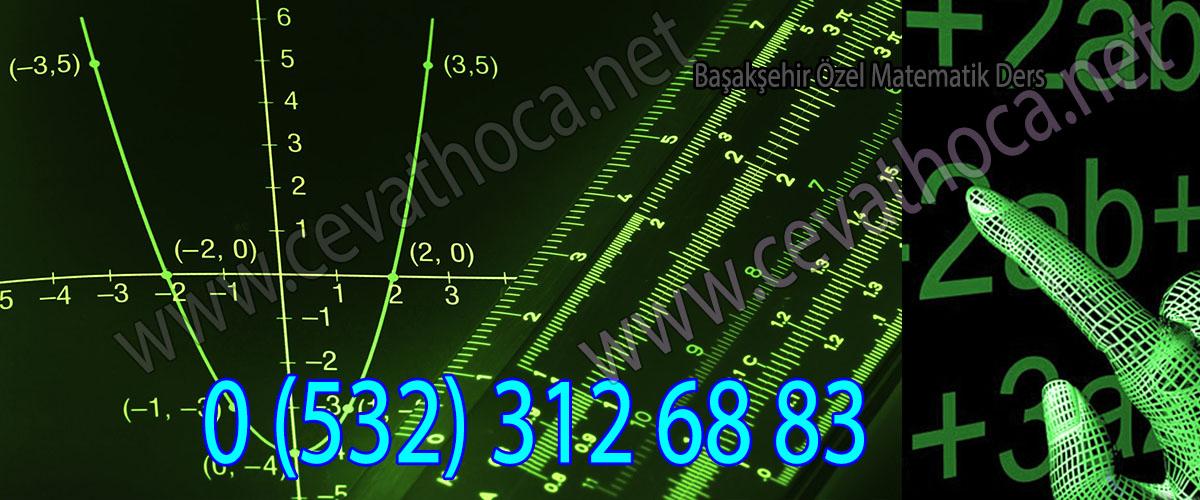 Başakşehir Özel Matematik Ders