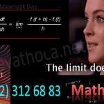 Bakırköy YKS Matematik Ders