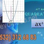 İstanbul Birebir Matematik Özel Ders