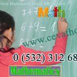 Birebir Matematik Dersi Beylikdüzü