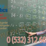 Beylikdüzü Matematik Dersi Verenler