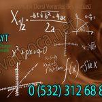Özel Matematik Dersi Verenler Beylikdüzü