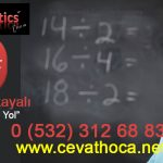 En İyi Matematik Özel Ders Başakşehir