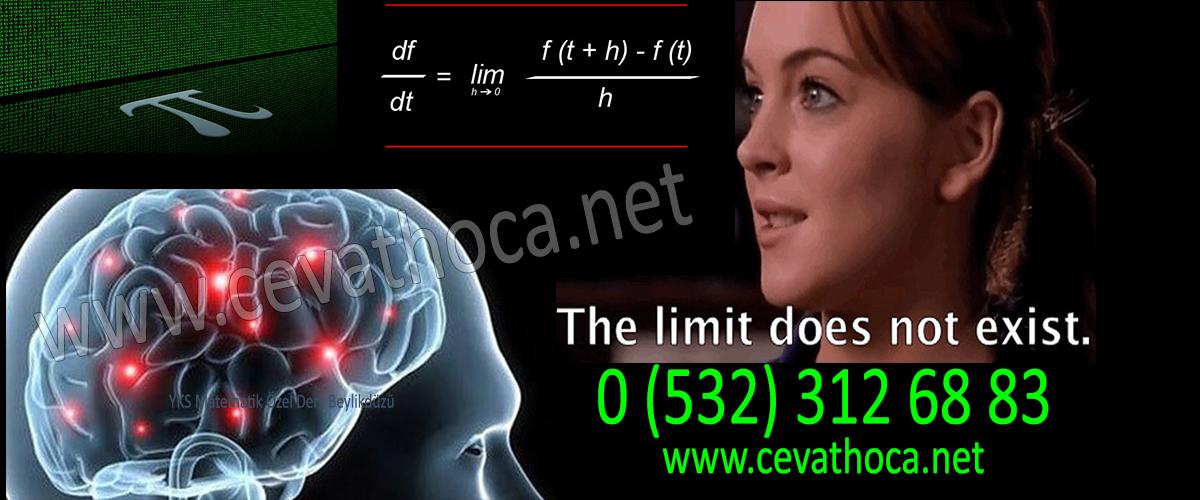 YKS Matematik Özel Ders Beylikdüzü