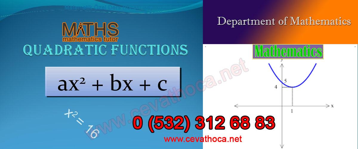 Matematik Özel Ders Hocası Beylikdüzü