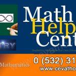 Beylikdüzü Matematik Özel Ders Üniversite Hazırlık