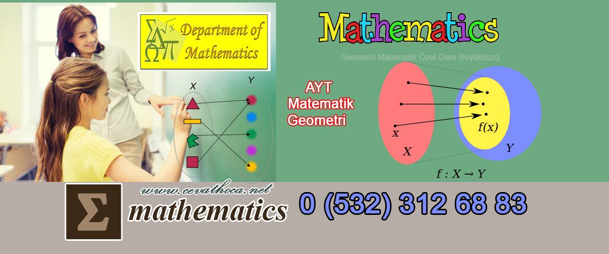 Geometri Matematik Özel Ders Beylikdüzü