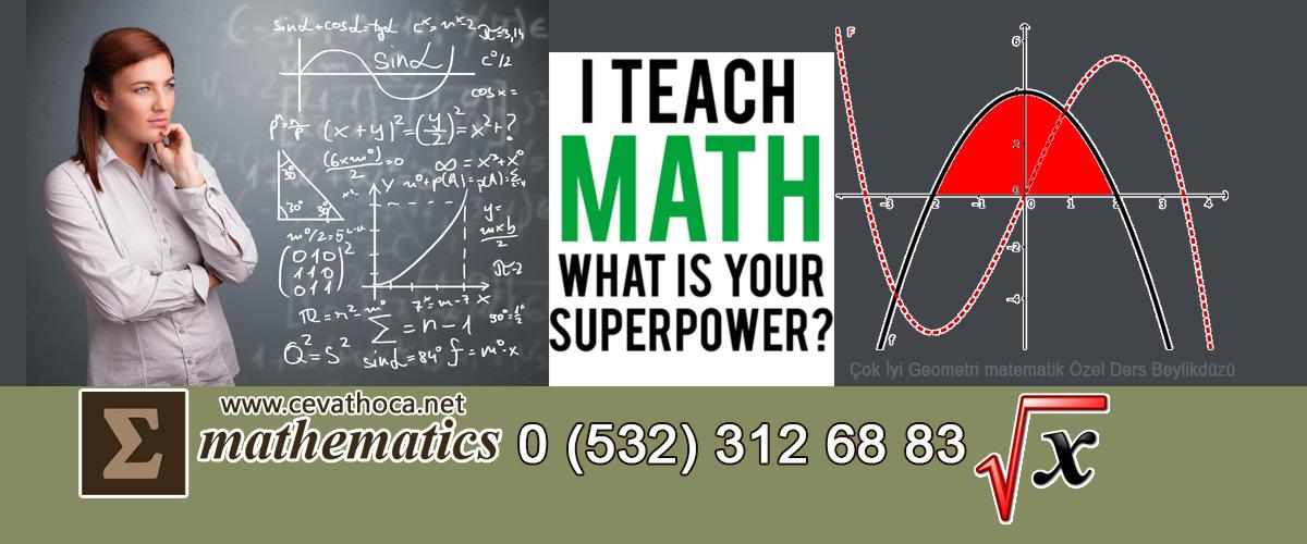 Çok İyi Geometri Matematik Özel Ders Beylikdüzü