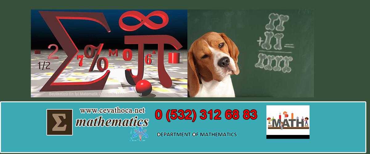 Beylikdüzü En İyi Matematik Üniversite Hazırlık Kursu