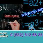 En İyi Matematik Yüz Yüze Özel Ders Bahçeşehir