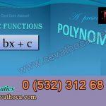 Matematik Yüz Yüze Özel Ders Atakent