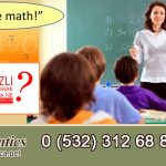 Matematik Yüz Yüze Birebir Ders Atakent