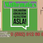 En İyi Matematik Üniversite Hazırlık Dersi Beylikdüzü